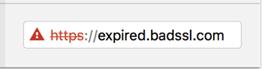 Chrome 56开始停止支持SHA-1证书